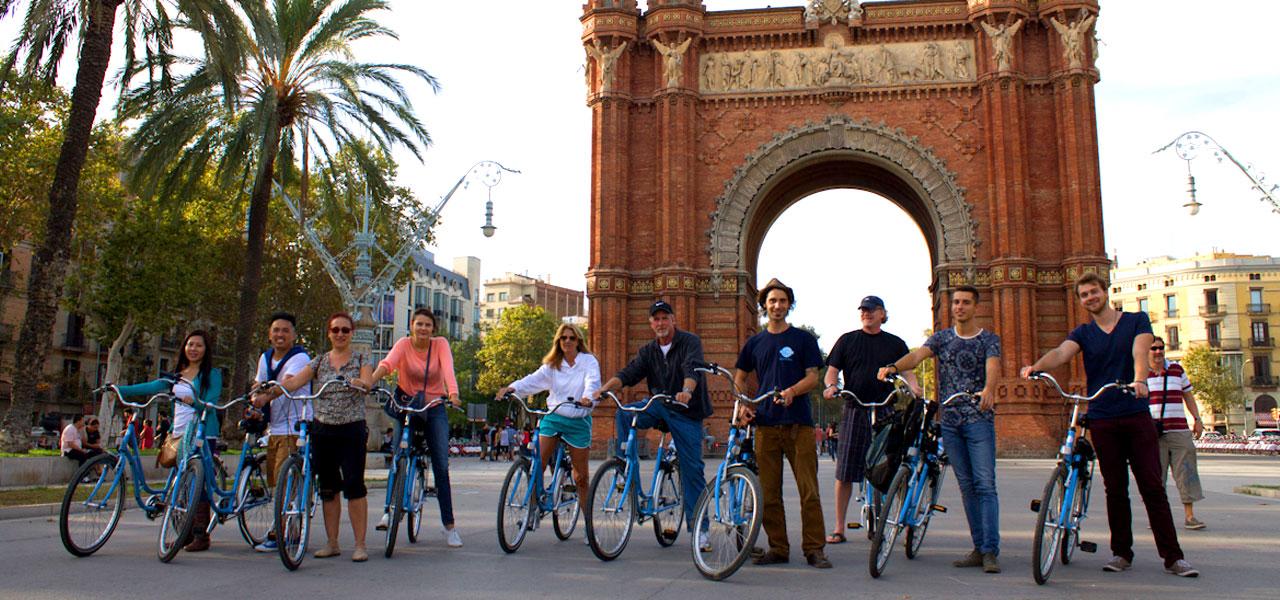 Barcelone à Vélo