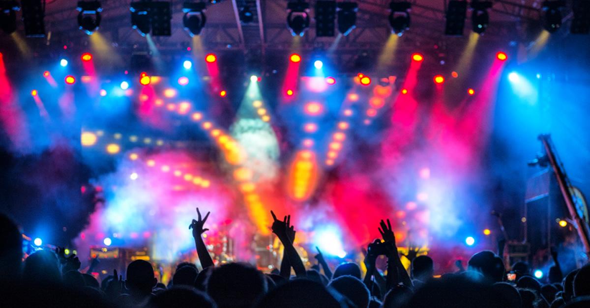 Festival et concert à Barcelone