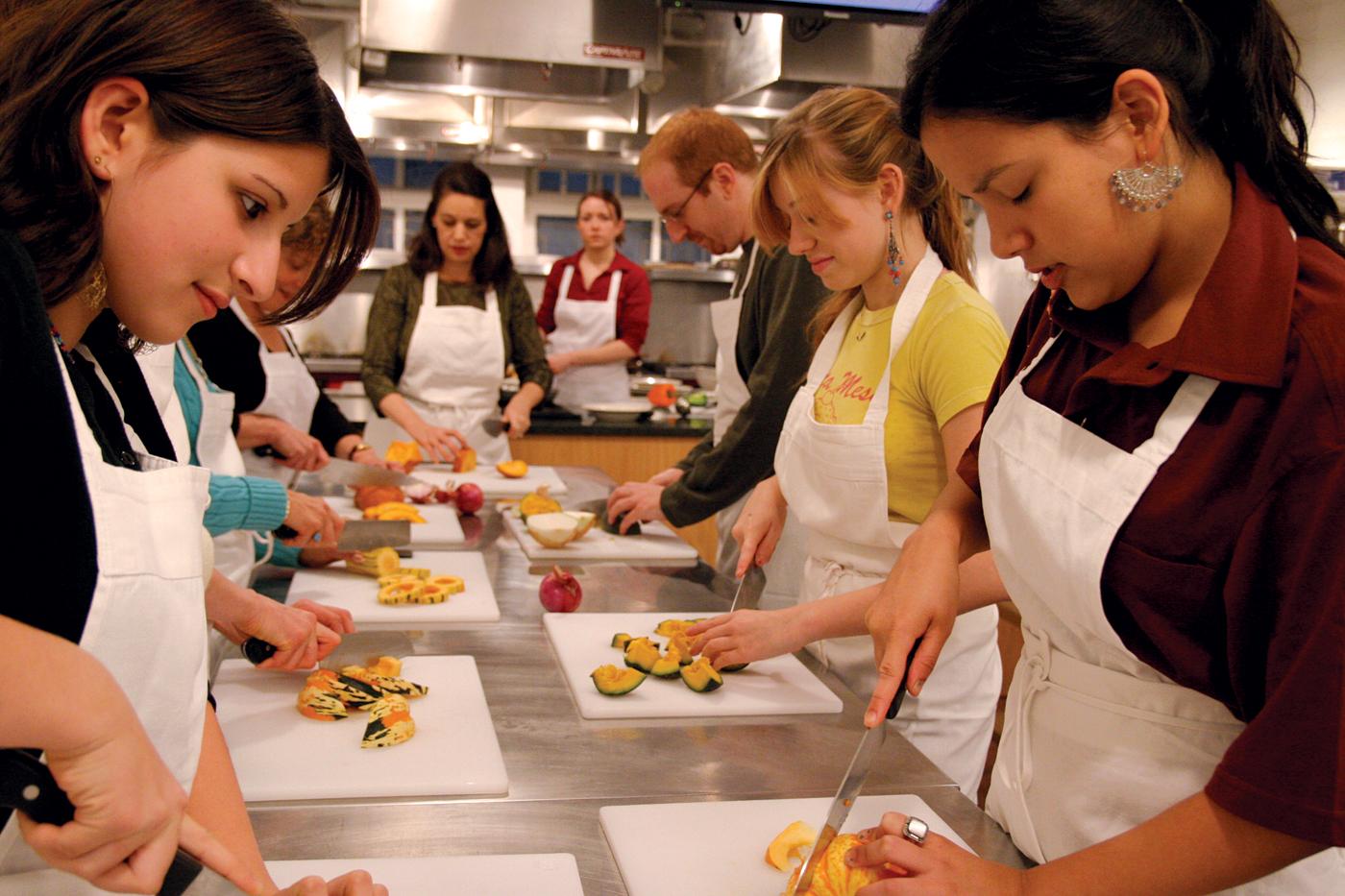 cours de cuisine Barcelone