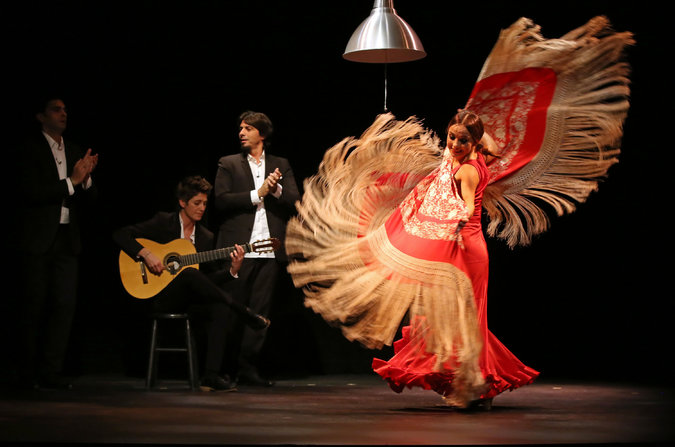 flamenco Barcelone