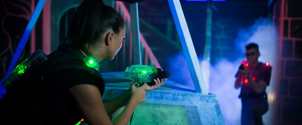 laser game barcelone