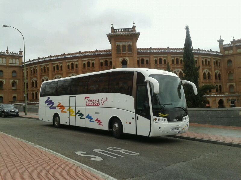 Location autocar Barcelone